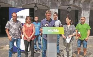 EH Bildu pide consenso para encauzar un proyecto de hospital público