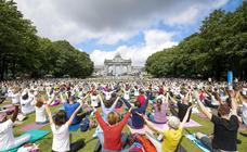 Fiebre mundial por el yoga