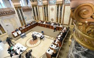 Aprobados los sueldos en el primer Pleno de la nueva legislatura municipal