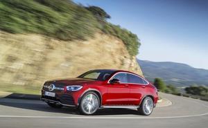 Mercedes GLC Coupé, a la venta