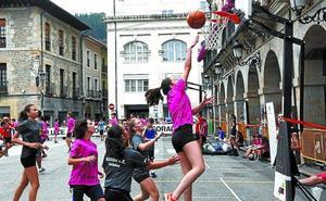 La fiesta veraniega del baloncesto es este fin de semana con el 3 contra 3