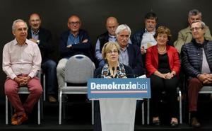 Demokrazia Bai aboga por que el debate sobre el nuevo estatus se traslade a la calle