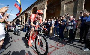 Dumoulin no estará en el Tour de Francia