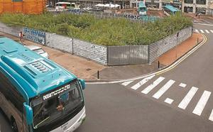 Vecinos del Paseo San Andrés se oponen a la construcción de la estación de buses en el solar