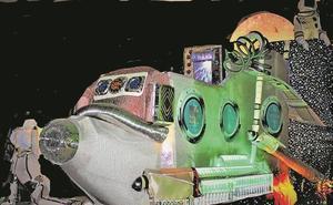 La tamborrada de San Juan se oirá en la luna