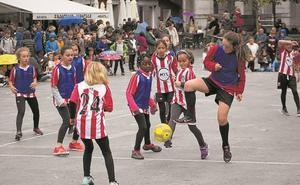 La fiesta 'Villa Europea del Deporte' tomará Elgoibar la mañana del sábado