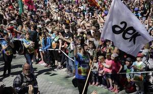 Varios detenidos por «enaltecimiento del terrorismo y humillación a las víctimas» en Navarra