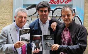 Triple entrega de novela negra vasca en la colección Cosecha Roja