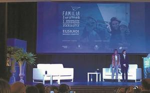 Zarautz estrena las Jornadas de Turismo Familiar en Euskadi