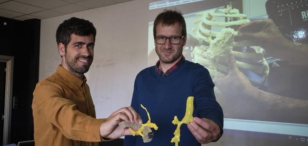 Impresión 3D para mejorar la medicina