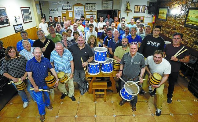 25 años de tambores de Lagun Garbiak