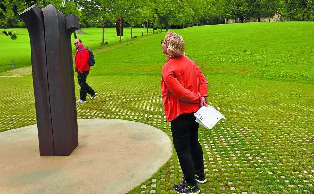 Kukai abrirá hoy el verano en el museo Chillida Leku con un llenazo