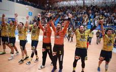 El Bidasoa-Irun jugará la Champions