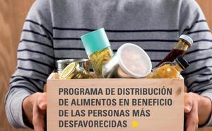 La primera fase del Programa de Ayuda Alimentaria 2019 reparte en Gipuzkoa 229.212 kilos de alimentos