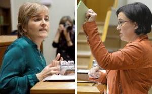 EH Bildu y Podemos piden que la consejera de Salud comparezca en julio en el Parlamento por la OPE de Osakidetza