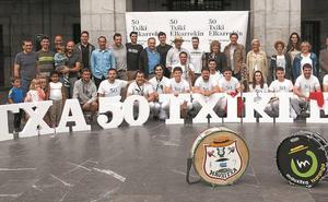 La cuenta atrás para festejar '50TxikiElkarrekin' ha comenzado