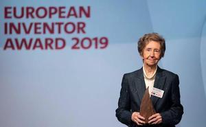 Margarita Salas gana el premio de honor de la Oficina Europea de Patentes
