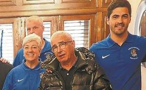 La peña Musti homenajeará a Santi Zabaleta en el Memorial Musti de veteranos de mañana