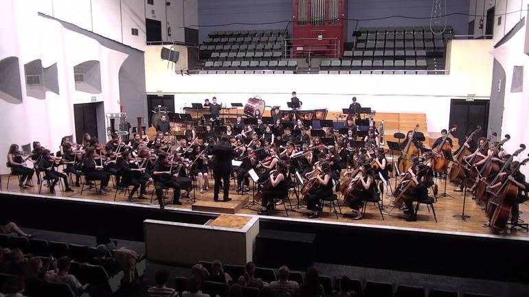 Euskadiko Ikasleen Orkestra Gazteak udako egitaraua ezagutzera eman du