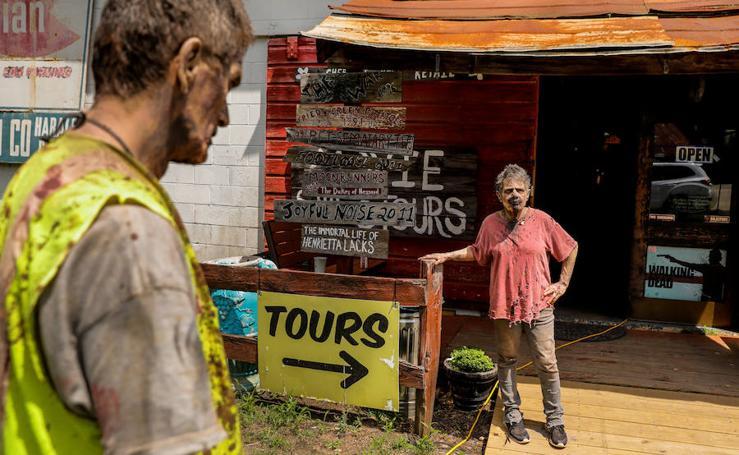 'The Walking Dead': ¿Te atreves con su tour apocalíptico?