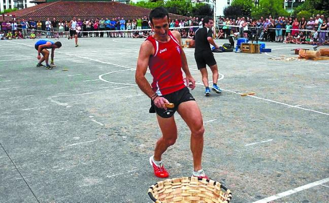 Varios campeonatos de herri kirolak se disputarán en los sanfermines de Pamplona