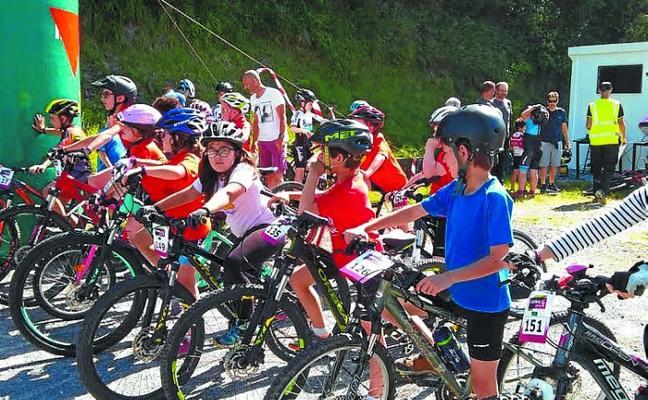 Encuentros de jóvenes ciclistas