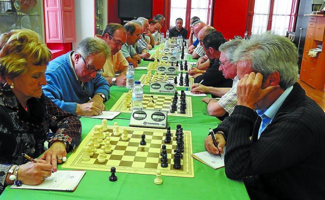 Los mejores jugadores veteranos, en el XXXIII Campeonato de Euskadi