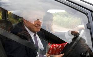 La Policía acude a la casa de Boris Johnson por una disputa con su pareja