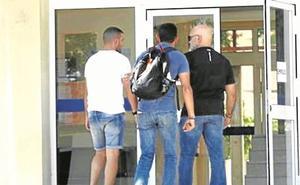 Los ya detenidos pensaban irse a la playa de despedida