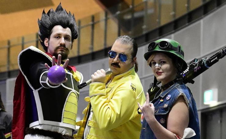 Los mejores looks del Comic Con 2019