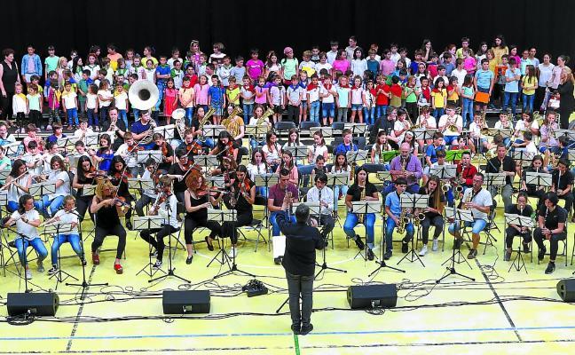 Musika Eskola, musikaren harrobia