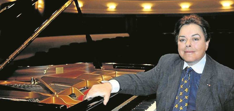 Bruno Leonardo Gelber, el retrato improbable del pianista argentino