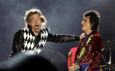 Jagger reaparece lleno de energía en Chicago