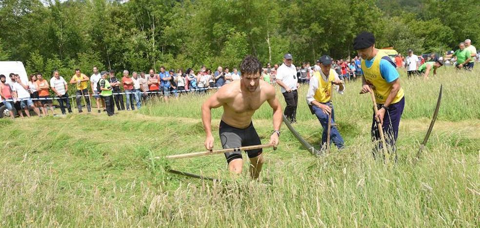 Julen Gabirondo recupera el título gipuzcoano
