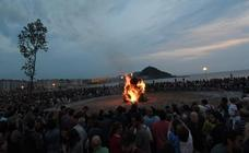 Arranca la fiesta de San Juan 2019 en toda Gipuzkoa