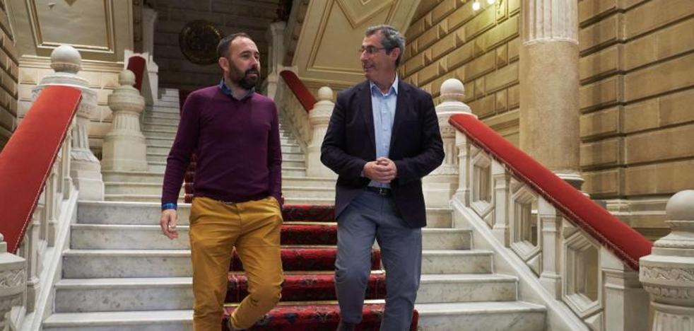 PNV y PSE-EE enfilan su acuerdo en Gipuzkoa para formar ejecutivo esta semana