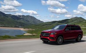 Mercedes GLS, clase en sentido práctico