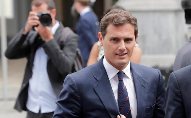 Albert Rivera, líder de Cs. /Efe