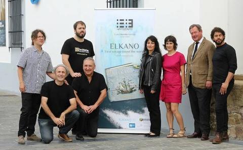 «El CD-libro es un recorrido musical por la vida y la época de Elcano como excusa para indagar en la cultura vasca»