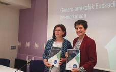 La segregación ocupacional por sexo está detrás del 35% de la brecha salarial en Euskadi