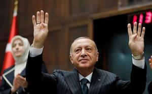 Erdogan «no dará marcha atrás» en la compra de misiles rusos