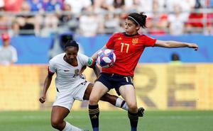 Lucía García: «El Mundial ha sido un sueño»