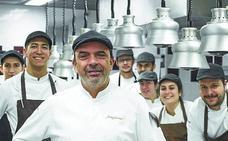 Cenador de Amós: Paraíso Michelin