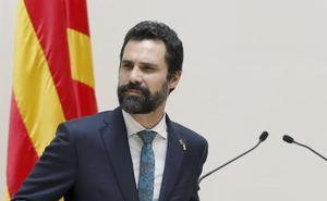 ERC se desmarca de JxCat y la mesa de la Cámara rechaza una iniciativa para declarar la independencia