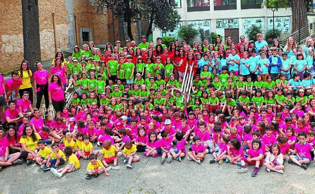 Jornadas de diversión para niños y jóvenes
