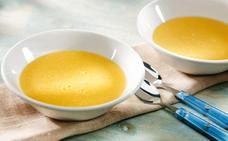 Receta de crema de hongos y patata de Martín Berasategui