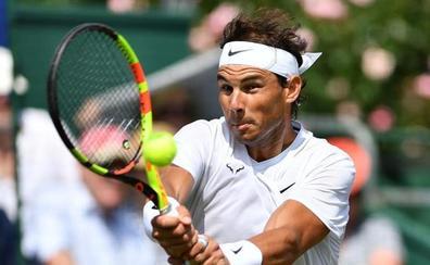 Wimbledon confirma el perjuicio a Nadal