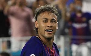 La posible vuelta de Neymar al Barcelona sería compatible con Griezmann