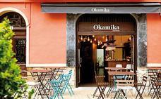 Restaurante Okamika, propuestas frescas de una cocina en continua evolución