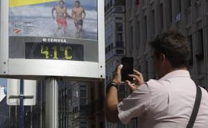La ola de calor también afecta a los móviles